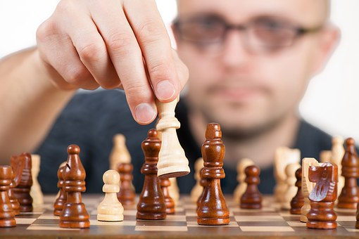 I piani dello stratega